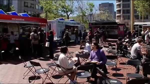 Los Angeles Food Truck Parking Regulations