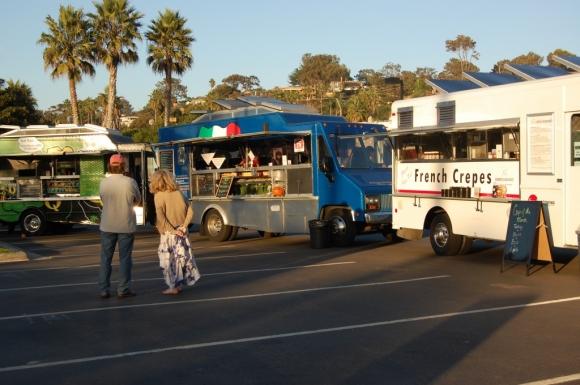 Del Mar, CA: Food Truck Moratorium Lifted in Del Mar