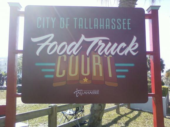 Tallahassee, FL: Food Trucks For Lunch? What A Capital Idea!