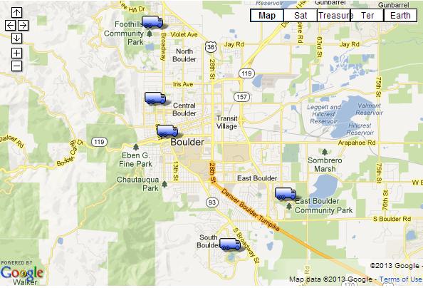 Boulder, CO: Boulder Weighs Food Truck Pilot Program for City Parks this Summer
