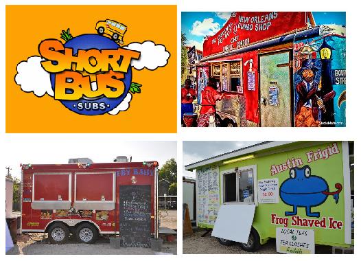 Austin, TX: Final Weekend for South Congress Food Trucks