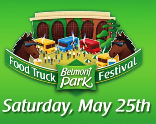 Elmont, NY: Belmont Park Food Truck Festival Debuts This Weekend