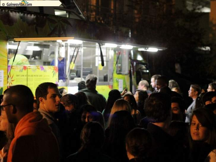 Gainesville, FL: Food Truck Rally Returns to Downtown