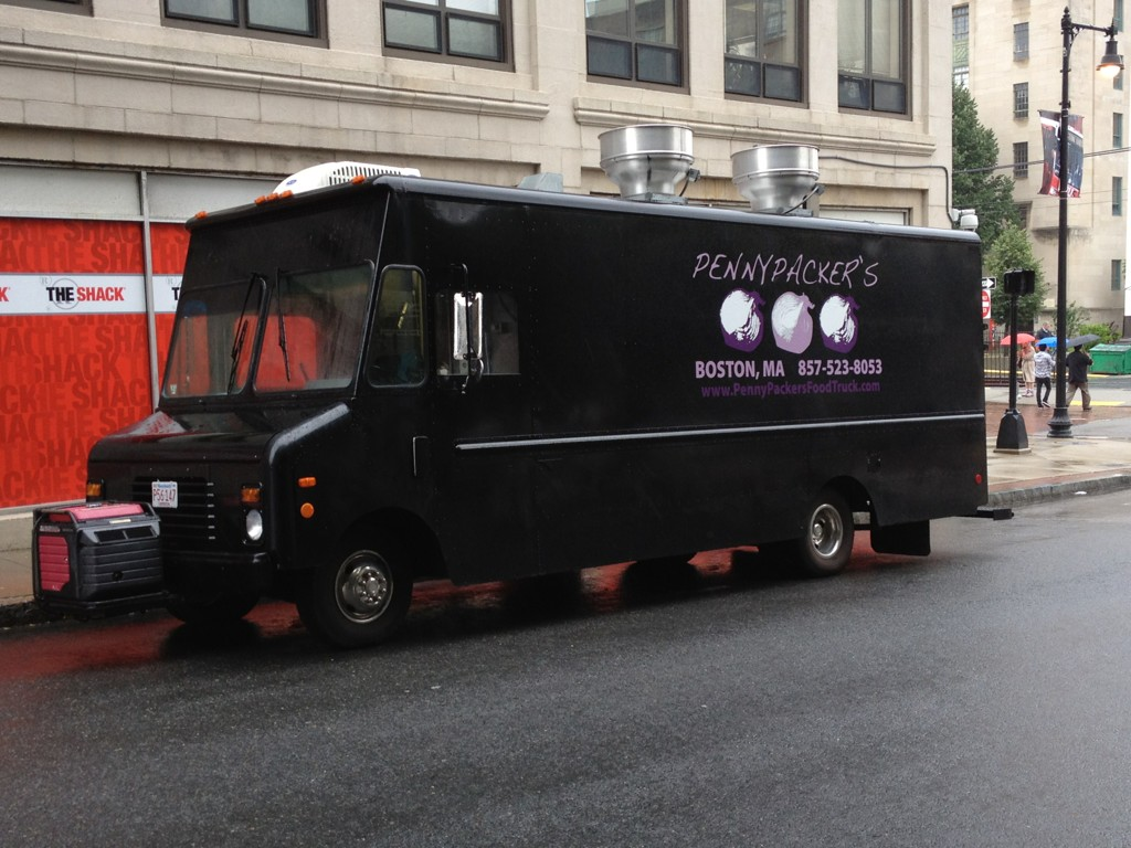 Somerville, MA: Pennypackers Food Truck to Open a Brick-and-Mortar Restaurant in Somerville
