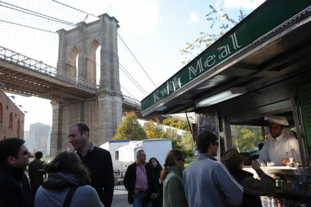 Dumbo, NY: 'Vendies' food-cart cook-off coming to Sunset Park in September