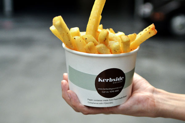 Singapore, SG: On-The-Go Food with Kerbside Gourmet