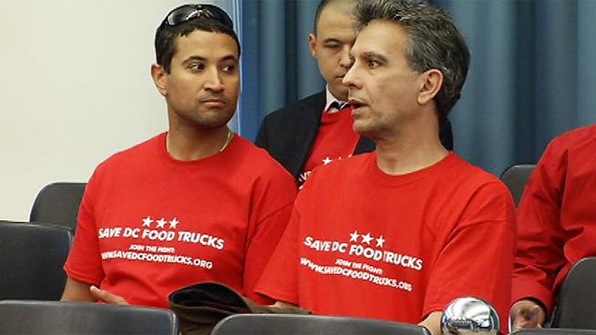 Washington, DC: Food Truck Fight Generates 7-Hour Debate