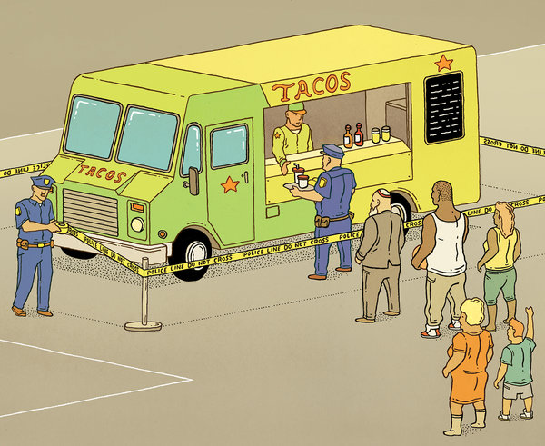 New York, NY: The Food-Truck Business Stinks