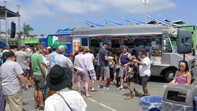 Del Mar, CA: City to Require Food Truck Permits