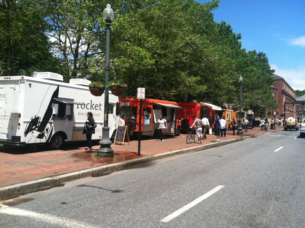 Providence, RI: 25 Food Trucks on our List, But They Aren't All Piping Up