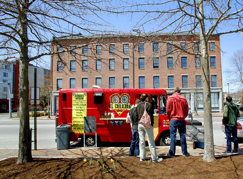 Portland, ME: Portland Finally Joining Food Truck Revolution