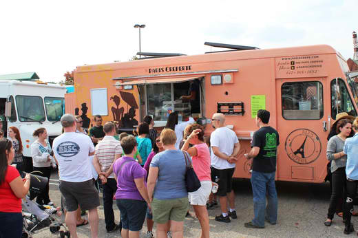Kendall Square, MA: Food Truck Festival Coming to Kendall Square