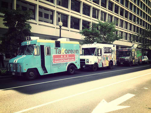 Save DC Food Trucks! on Flickr.