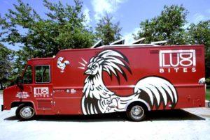 CA-los-angeles-Ludo Truck