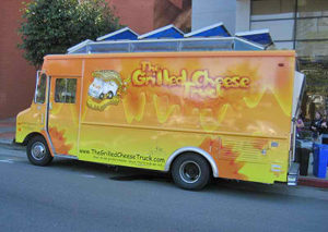 The Grilled Cheese Truck via facebook