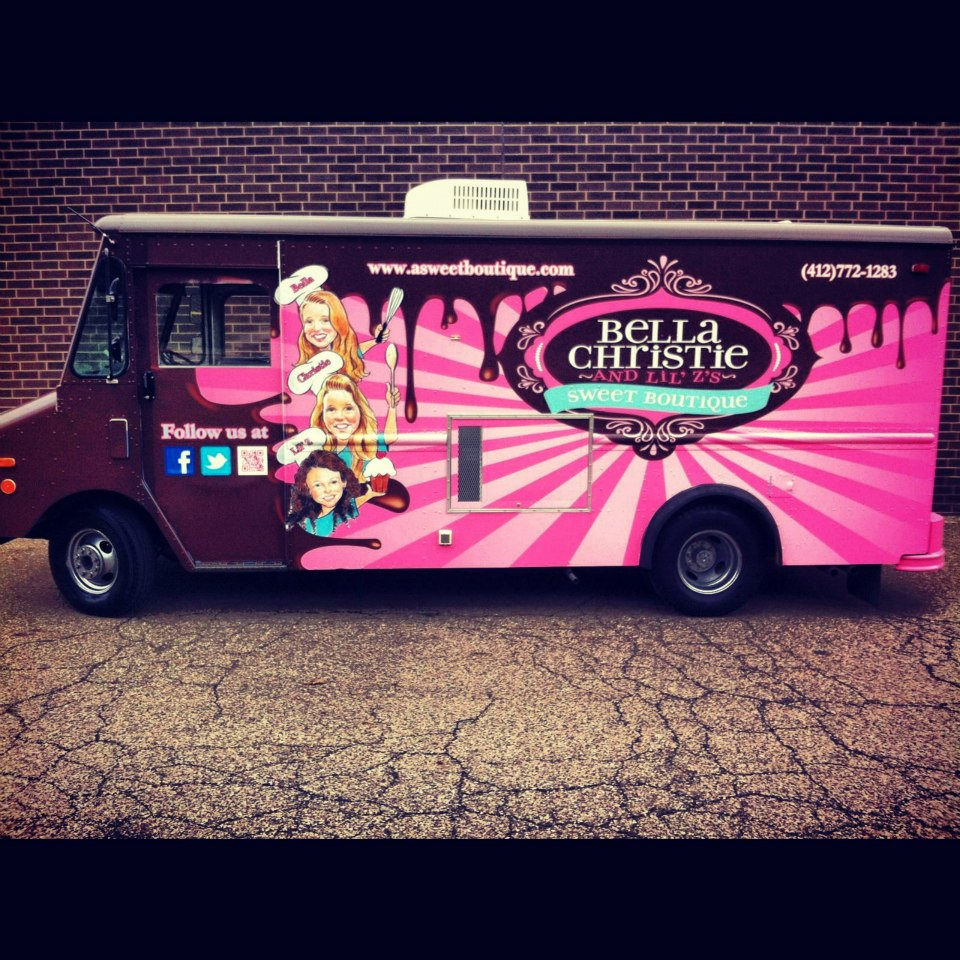 Pittsburgh, PA: Food Trucks Are Finding a Foothold in the Pittsburgh-Area Market