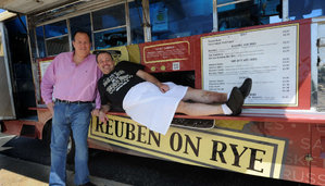 Camden, NJ: Food Truck Friday on Camden's Waterfront