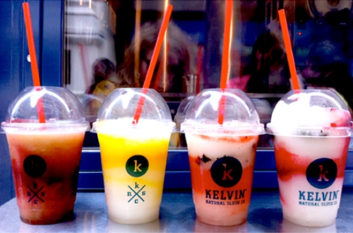 New York, NY: Get FREE Kelvin Slushes On Lord Kelvin's Birthday