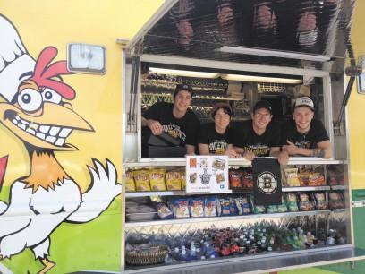 Billerica Ma Billerica Chicago Food Trucks Serve Up Stanley Cup