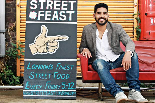 London, UK: Do You Fancy A Food Rave? Street Feast is Where the Party's At