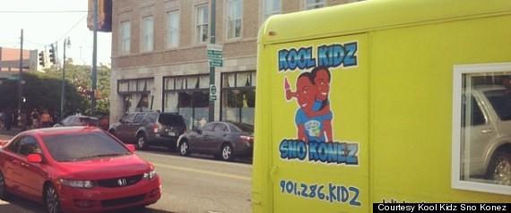 Memphis, TN: Kid Entrepreneurs Jaden Wheeler And Amaya Selmon's 'Kool' Idea Leads To Food Truck Business