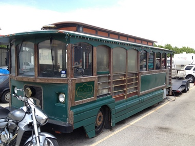 Flint, MI: Eating on the go – Ice cream trolley looking to roll into Flint