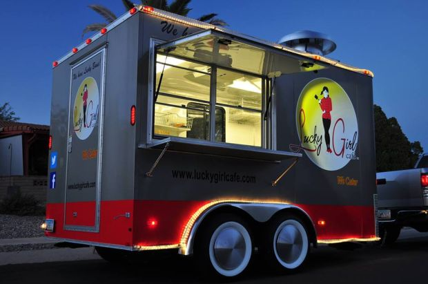 Tucson, AZ: Tucson Musician Rolling Out Asian-Fusion Food Truck