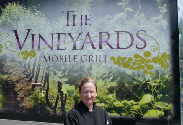 Lewisville, TX: Lewisville Winery Gets Food Truck, Chef