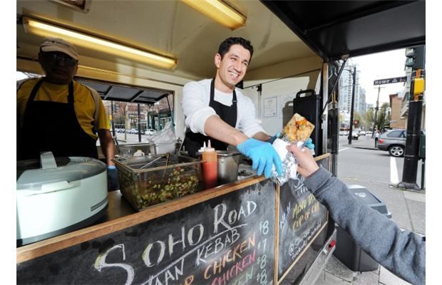 Vancouver, CAN: Vancouver Food Vendors Take it to the Streets