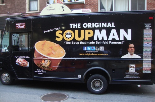 Bbq Man Food Truck Los Angeles