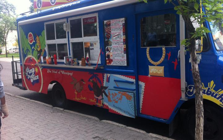 Pimp My Rice serves up Philippino food. Brittany Greenslade / Global News