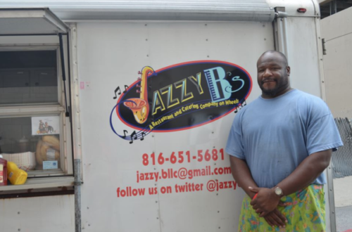 """Kansas City Food Truck Association Brandon Simpson, owner of Jazzy B's, started his food truck three years ago. But since forming Kansas City Food Truck Association in January, he and other owners are seeing tremendous growth. He said he loves the ability to take his unique flavors to different areas of Kansas City, and says for that reason, he's hesitant to open a brick-and-mortar location. Try his cinnamon fries or """"Armadilla Eggs"""" — which aren't what they seem."""