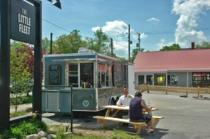 Traverse, MI: Food Trucks Roar Into Traverse City's Culinary Scene
