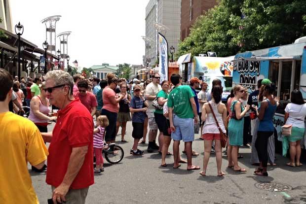 Raleigh Food Trucks Rodeo