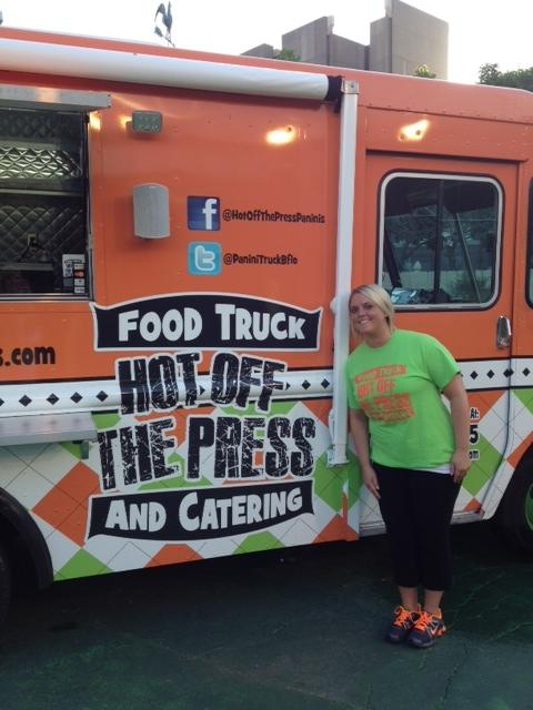 Nicole Burke is ready to roll out a new food truck in WNY, specializing in Panini sandwiches, after a year of research to start the business.