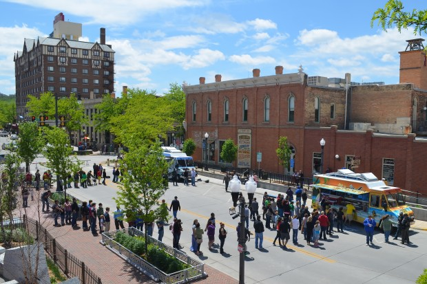 Rapid City, SD: Food Truck Frenzy hits Rapid City