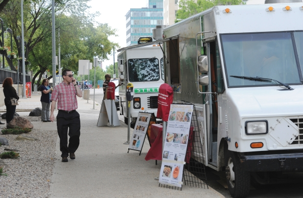 Edmonton, CAN: Edmonton's Food Trucks Feed Urban Landscape with Spontaneous Delight