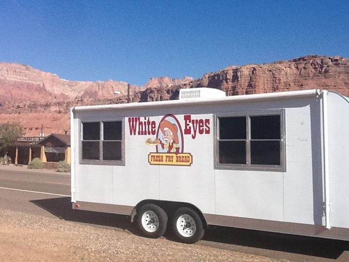 Glendale, AZ: Glendale's White Eyes Fresh Fry Bread Growing Food Truck Fleet