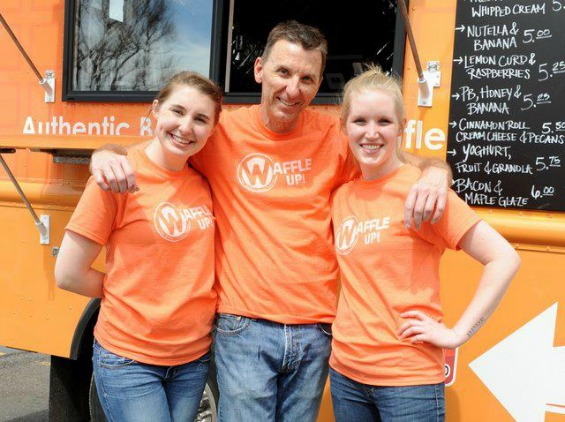 Denver, CO: Waffle Up Delivers A Taste of Belgium with Liege Waffles. Sweet!