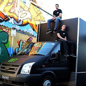 Sydney, AU: Eat Art Truck Teams up with MasterChef