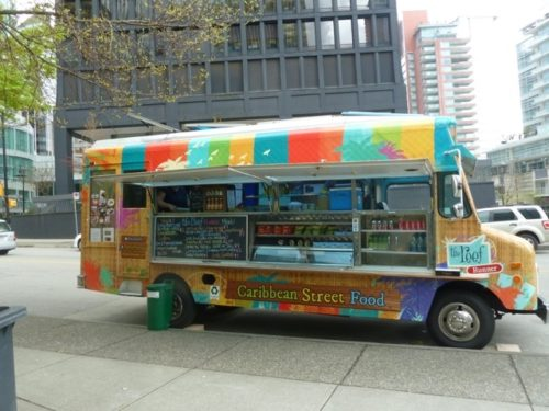 The new Reef Runner food truck, which sells items like jerk chicken poutine, will be at this weekend's EPIC festival.