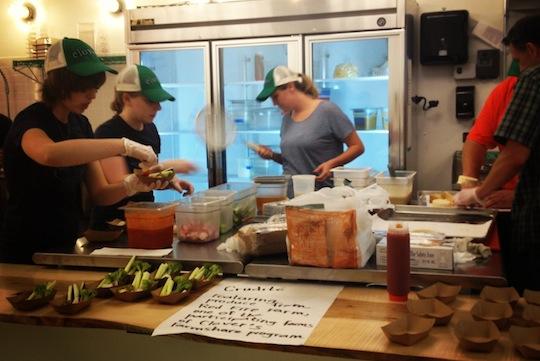 Burlington, MA: Clover Food Lab Opens in Burlington