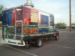The Pho King Food Truck (Facebook)