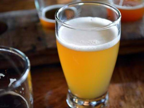 A look at the beer at Trophy Brewing Company in Raleigh.
