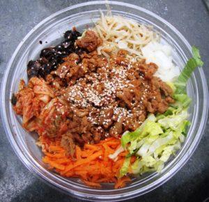 Seoul Food's bibimbap (credit: NYSF)