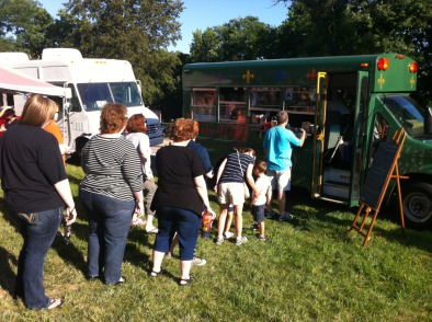 O'Fallon, MO: O'Fallon's First Food Truck Event Is Huge Success