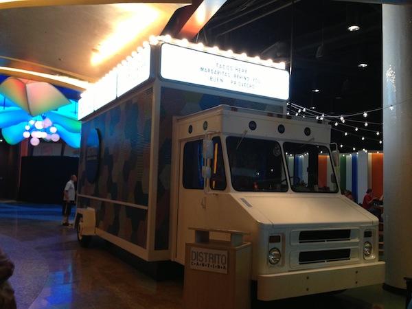 Atlantic, NJ: Distrito Cantina at Revel, An Expensive Hotel Food Truck Experience