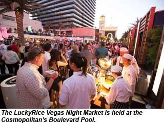 Las Vegas, NV: Asian Food Festival Returns to Cosmopolitan in Oct.