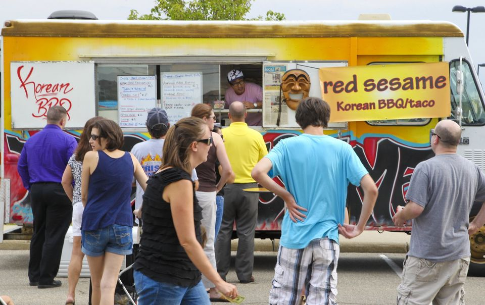 Greg Lynch Red Sesame Korean BBQ/Taco is one of several food trucks that will be participating in the Aug. 30 Union Centre Food Truck Rally.