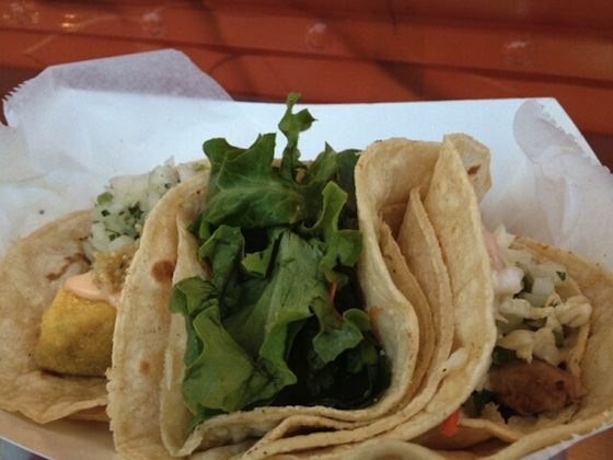 Fort Lauderdale, FL: Box of Chacos Mexican-Chinese Food Truck; Where East Meets Tortilla